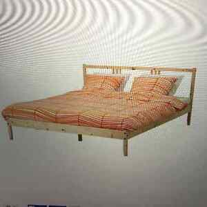 Double Bed Frame Kijiji Free Classifieds In Toronto