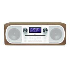 Pure Evoke C-D6 All-in-One System DAB+/FM Digital Radio Bluetooth CD - Walnut