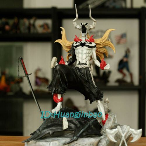 AXE Bleach Kurosaki Ichigo Resin Figurine Sculpture Painted In Stock Original GK