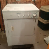 $175 · Fridgidaire Gallery Dryer-Excellent Condition