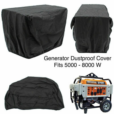 Universal Storage Cover For Large Portable Generator 32.5 X 24.5 X 21.25 Inch