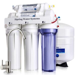 Five-Filter Water Reverse Osmosis System + 8-Person Hilary Tent