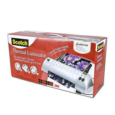 Brand New MMM Thermal Laminating Machine TL901 on Rummage