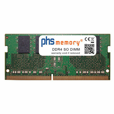 8GB RAM DDR4 passend für Acer Predator Helios 300 PH315-52-71TW SO DIMM...