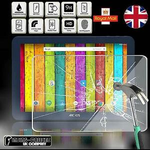 Tablet Tempered Glass Screen Protector Cover For ARCHOS 101e Neon