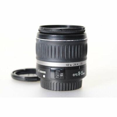 Canon EF-S 3,5-5,6/18-55 II Zoom lens - Canon EFS 18-55mm 1:3.5-5.6 ii Zoom