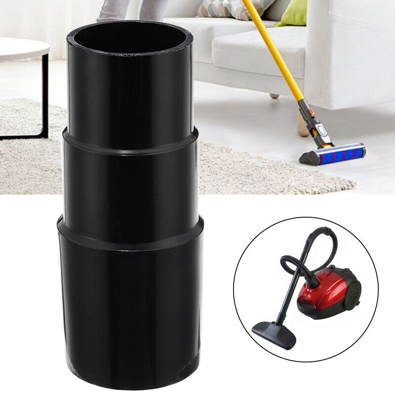 2 Vacuum Cleaner Brush Nozzle Hose Connector Adapter 32mm To 35mm Universal Tool
