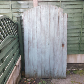 Wooden garden side gate - FREE