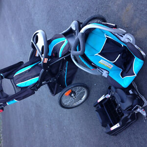 Baby trend stroller car seat combo