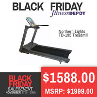 Northern Lights TD-195 Treadmill Black Friday Deals Blowout Sale
