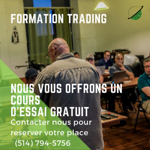 Formation Trading (bourse-forex-options-futurs