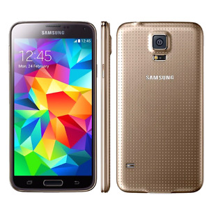 Galaxy S5 16GB Copper Gold