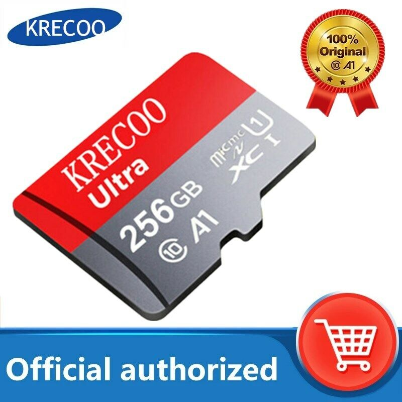 Universal Micro SD Card 256GB Ultra Memory Card Android Camera Nintendo Switch