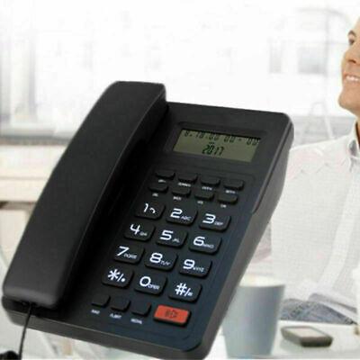 Home Office Corded Phone with Caller ID Speakerphone Landline Telephone US Ship