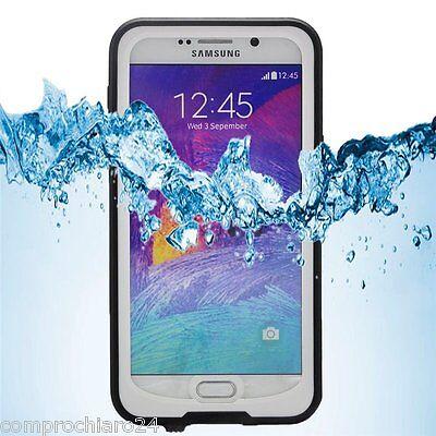 Funda Resistente Al Agua Blanca Antiurto Samsung Galaxy Note 5 Cover segunda mano  Embacar hacia Mexico