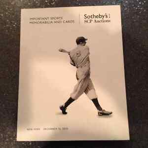 Sotheby's SCP Auction  Books(2)