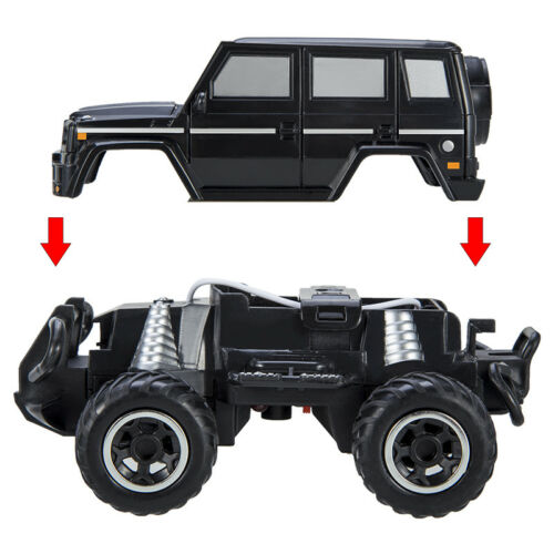 4ch Mini Rc Truck Kids Toys Remote Control Off Road Jeep Model Toy