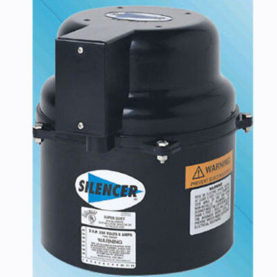 Air Supply Of The Future SILENCER 2 HP 120 Volt Outdoor Spa