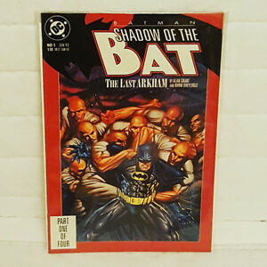 BATMAN Shadow of the Bat #1: