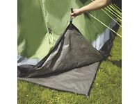 outwell nevada xl tent carpet and footprint