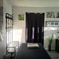 Private therapeutic massage practice North Burnaby