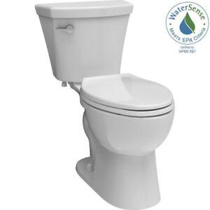 DELTA Turner RH HET Toilet - FREE Installation! - GTA