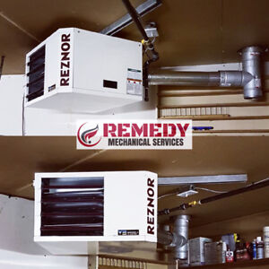 Garage Heaters, Humidifiers & Furnaces