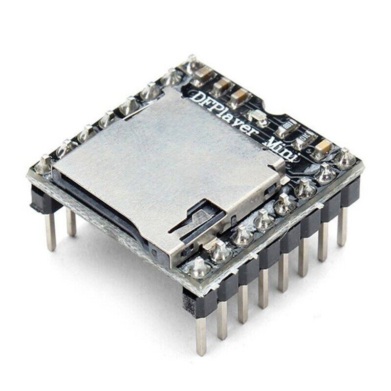 DFPlayer Mini MP3 Player Module For Arduino Black K3C2