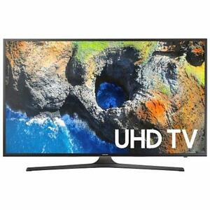 "LED 55"" UHD 4K Smart Wi-Fi Samsung ( UN55MU6300 )"