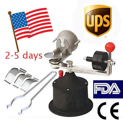 Us Centrifugal Casting Machine Apparatus Crucibles Dental Lab Jewelry Centrifuge