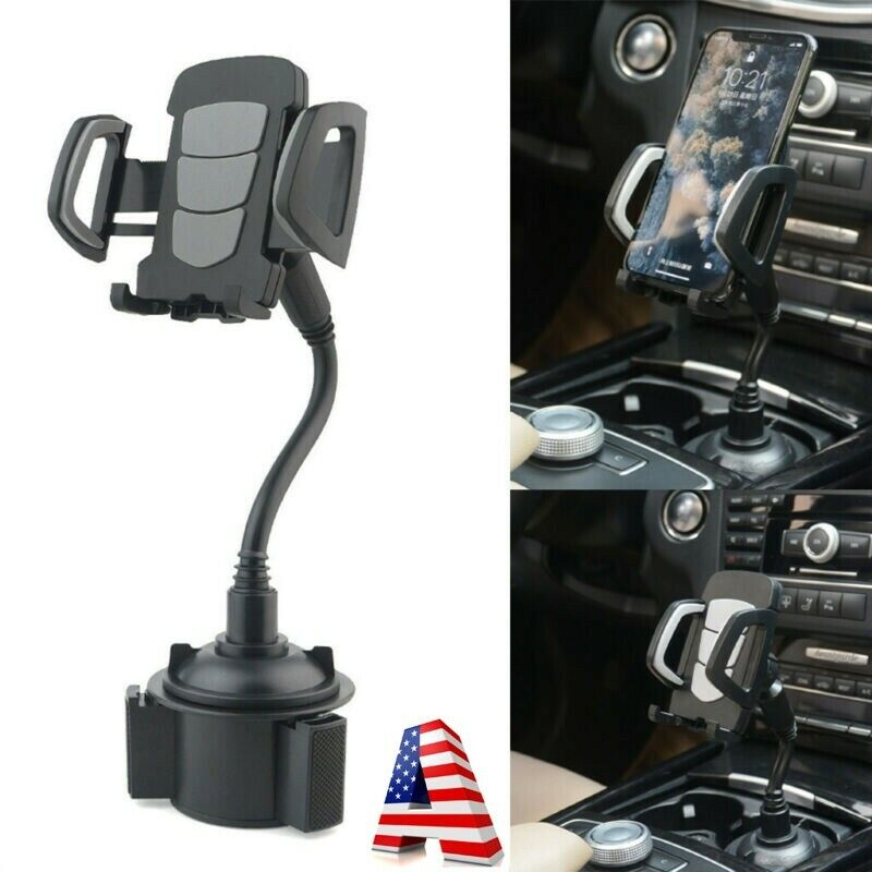Weather- US Universal Cup Holder Car Mount for Cell Phone 36