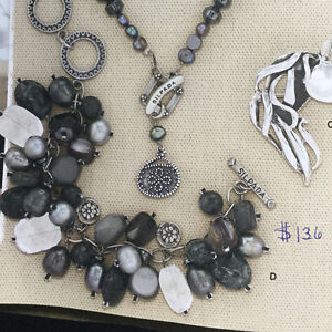 Silpada Sterling Silver Sample Sale 50% off retail