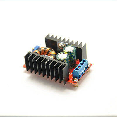 New 150w Dc-dc Boost Converter 10-32v To 12-35v 6a Step Up Power Supply Module