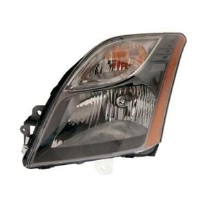 2010-2012 Nissan Sentra Driver Side Head Light Assembly - NSF Certified ®