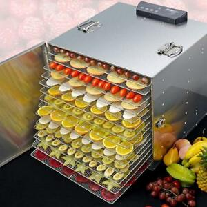 16 Layers Fruit & Vegetable Drying Machine 110V 239319