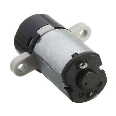 Mini 3v-6v Dc Motor Coreless Planetary Gear Reducer Micro Motor Diy Robot