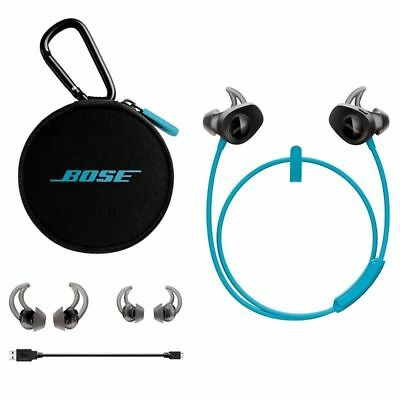 Bose SoundSport Wireless Headphones, Aqua