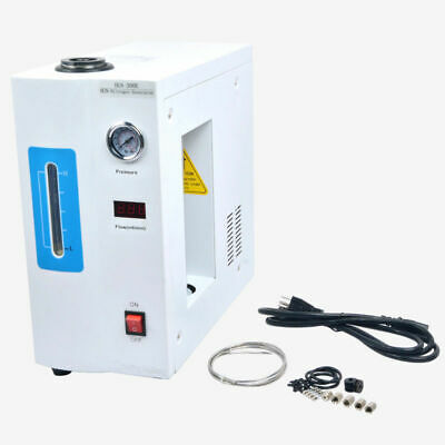 Nitrogen Gas Maker Generator N2 High Purity Nitrogen Generator 0-500ml Min 500e