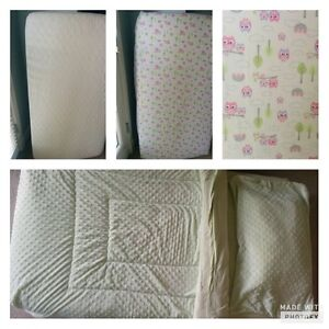 Crib Size for Toddler complete bedding lot set High Quality!