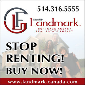 STOP RENTING! BUY NOW! West Island Greater Montréal image 1