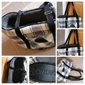 Scruffs Animal Carrier Bag £10