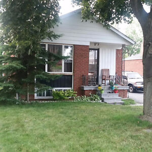 2 Bedroom Basement Apartment in Scarborough Available