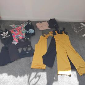 Girls age 10-12 clothes bundle