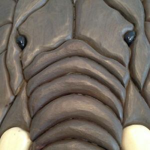 Elephant by Woodworker Willie Kingston Kingston Area image 3