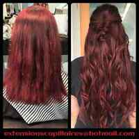 EXTENSIONS CAPILLAIRES * TRANSFORMATION
