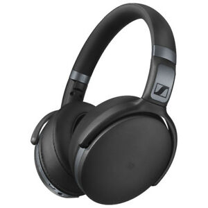 Sennheiser HD 4.40 wireless over-ear sound isolating headphones