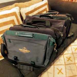 5 Laptop Computer Carry Cases Bags