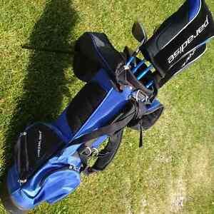 Left Handed Junior Golf Set for sale