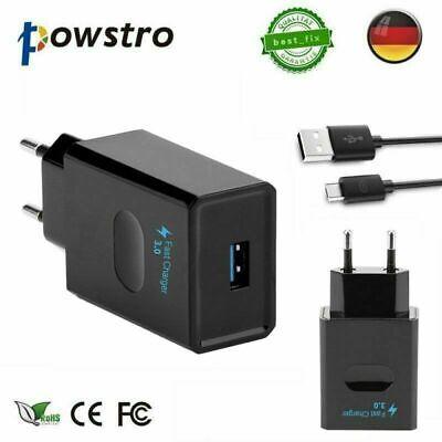 USB Wandladegerät Charger Home Reise Ladegeräte Netzteil Handy Power Adapter EU Handy Reise Adapter