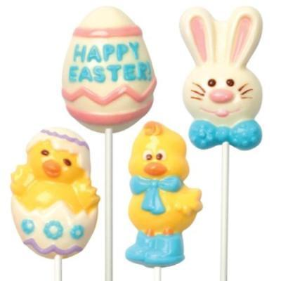 Chick and Bunny Pops Chocolate Candy Mold Make 'N Mold 4113